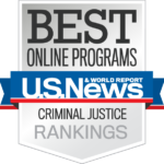 US News & World Report Best Online Programs logo
